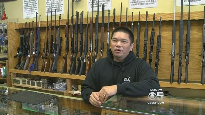 San Fransico's last gun shop on the ropes due to proposed intrusive new law