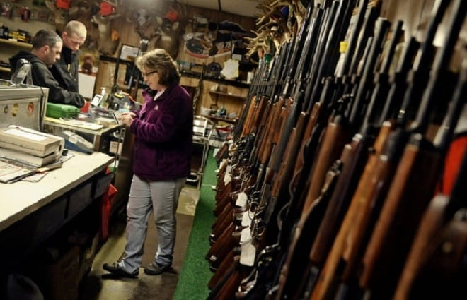 Second biggest August for NICS background checks on record