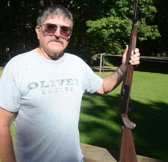 Stolen gun finds its way home after 33 years and 650 miles