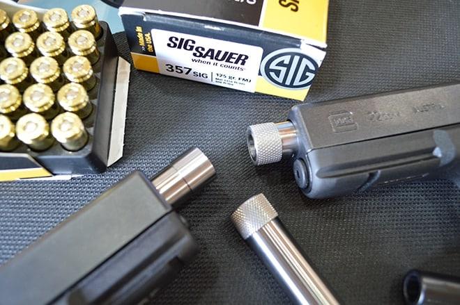 Dueling Barrels: The best Glock conversion barrels