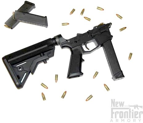 new frontier armory glock mag lower