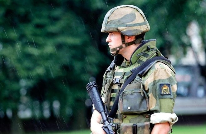 M1 Garand still clocking in overseas as needed (13 PHOTOS)