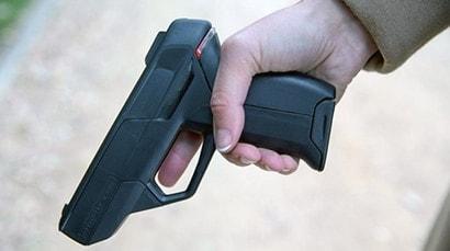 "The Armatix iP1 ""smart gun"""