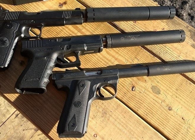 Bill introduced to remove suppressors from NFA regulation