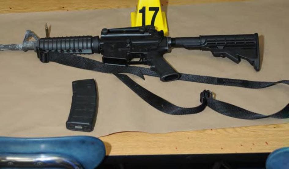 Bushmaster-rifle