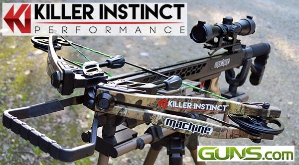 Bow Review Killer Instinct Machine Crossbow Video