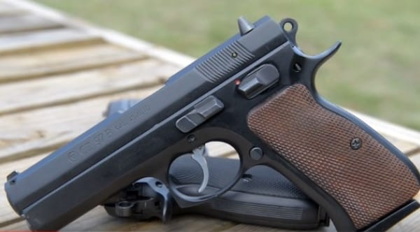 Czech out the tale of the CZ-97 as told by IV8888 (VIDEO)