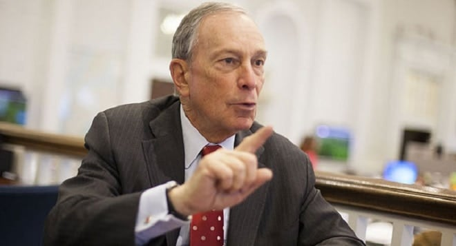 A number of national gun control groups including those backed by former New York Mayo Michael Bloomberg are pushing for more background checks in the (Photo: M.Scott Mahaskey/Politico)