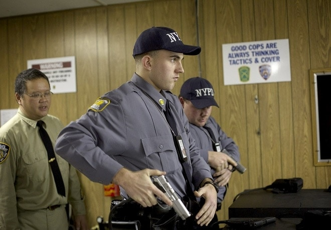 NYPD Lowest level of firearms discharges since 1971