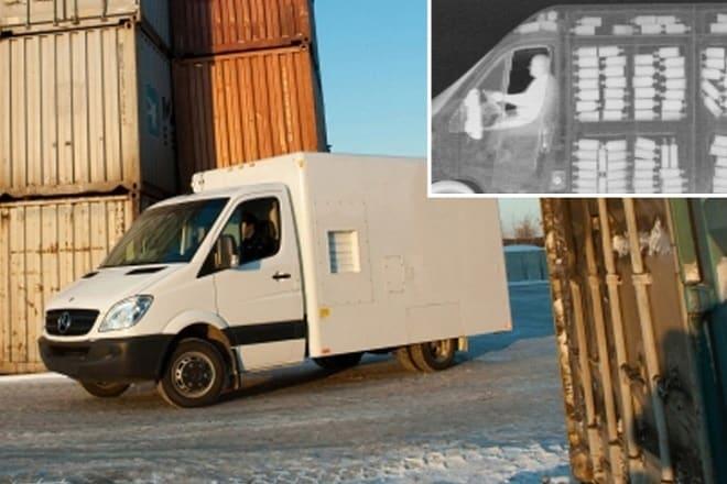 NYPD offers secret x-rays on the low low via secret vans (VIDEO)