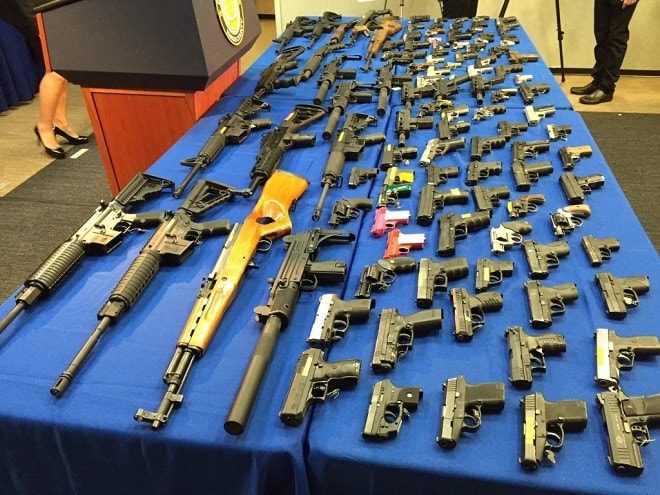 NYPD pays big cash for the gun show bargain  (1)