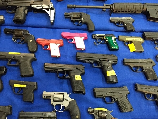 NYPD pays big cash for the gun show bargain