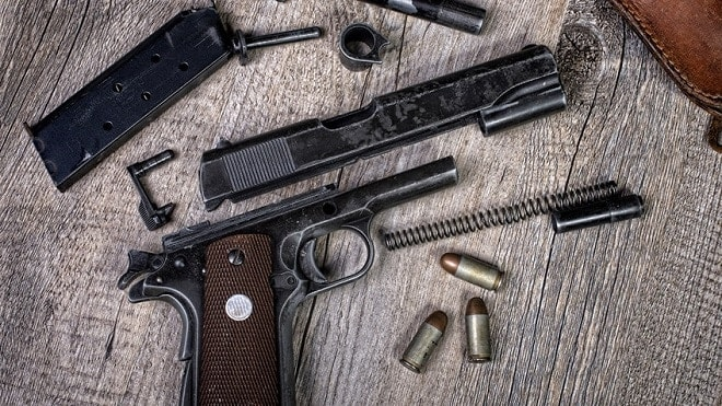 Plan to sell milsurp 1911s through CMP one step from White House