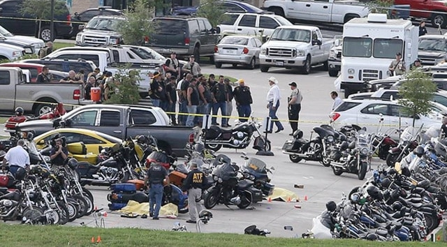 Waco biker shooting