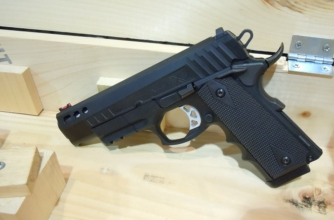 ATI is also nearing launch on a 1911 hybrid polymer 1911