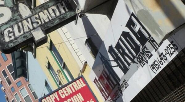 Frisco lawmakers meh over closing of historic gun shop