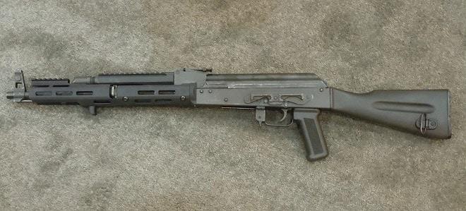 C308 M Lok Handguard