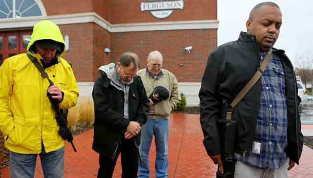 open carry Ferguson