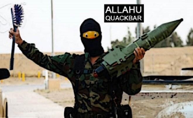 Aloha Quackbar Internet swaps rubber duckies in ISIS photos (13)