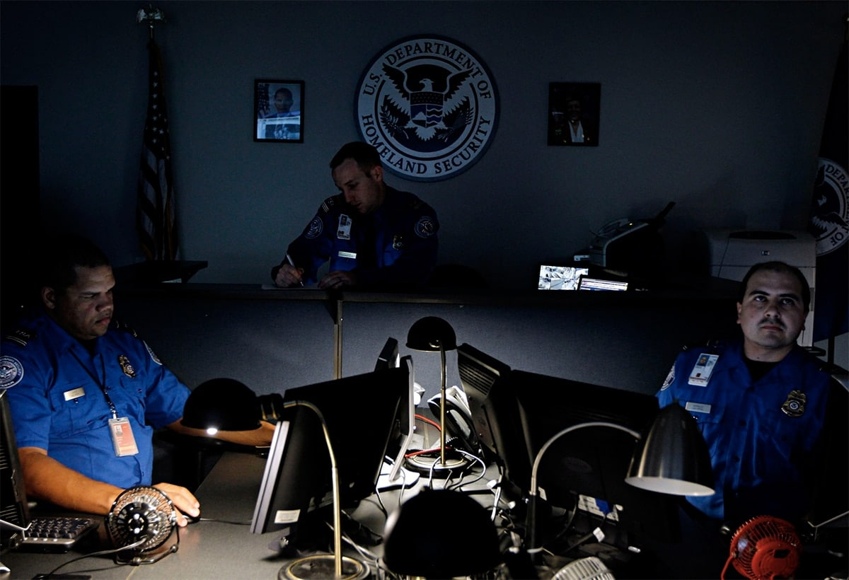Department of Homeland Security (Photo: Associated Press)