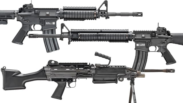 FN's Military Collector Series.