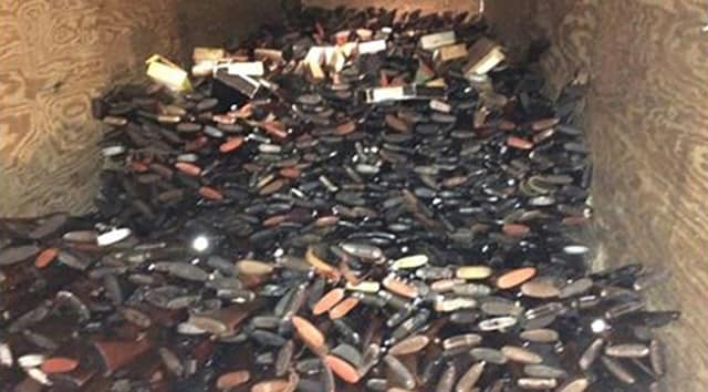 South Carolina gun bust