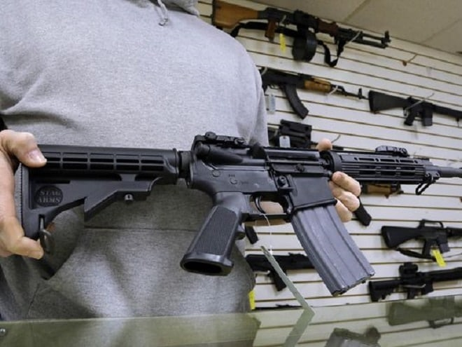 Group New concerns over terrorism should result in assault weapon ban