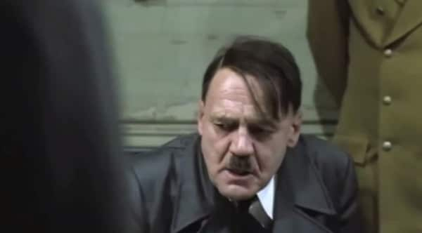 Hitler reacts to the news Glock isn't making RTF2 anymore (VIDEO)