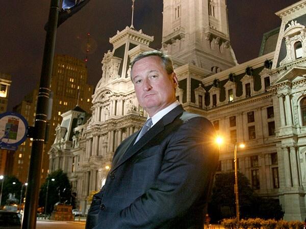 Jim Kenney has been elected mayor of Philadelphia (Photo: Charles Fox / politicspa.com)