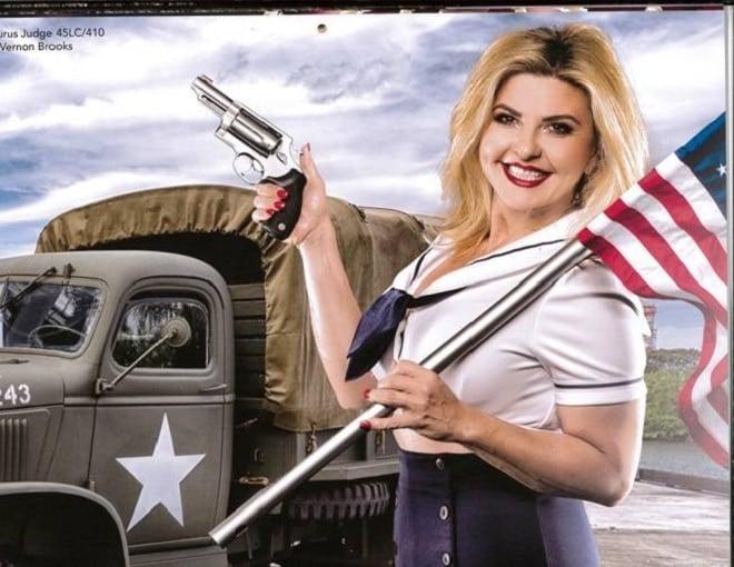 Nevada lawmaker publishes pro-gun calendar as part of campaign (1)