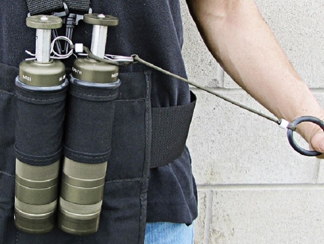 Petition started to pass suicide vest control laws