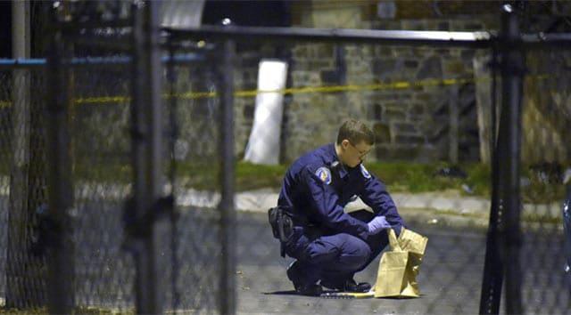 Baltimore homicide