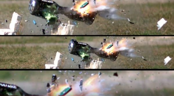 The Hoverboard is not rated for .50 BMG (VIDEO)