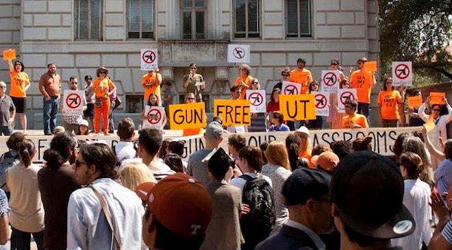 University professors plan lawsuit over campus carry