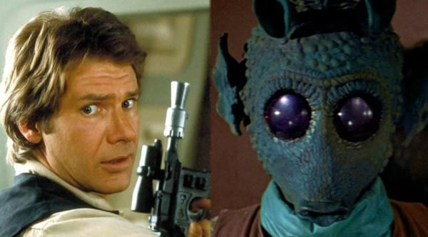 Writer figures out Han v Greedo controversy from new Star Wars poster
