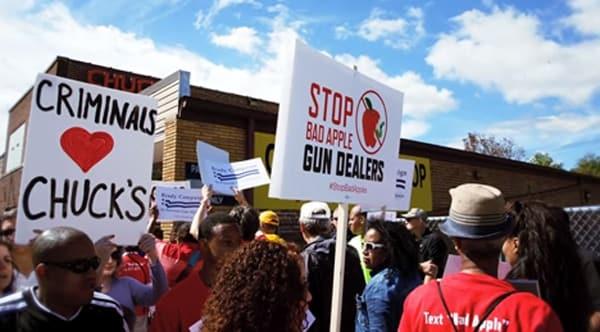 bad apple gun dealers