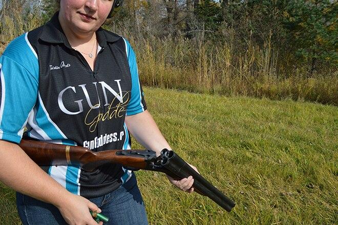 gun goddess shooting jersey