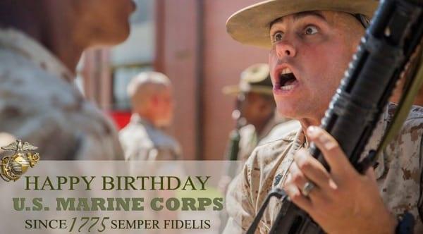 240th Birthday of the Marine Corps