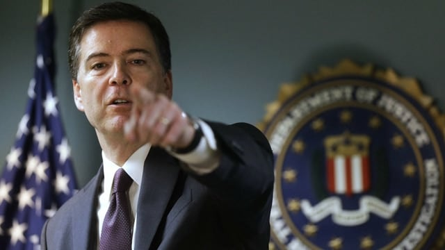 FBI Director James Comey (Photo: Associated Press)