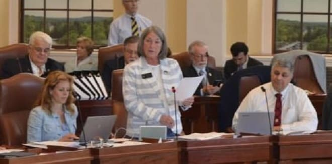 Maine lawmaker seeks to allow more local gun control measures