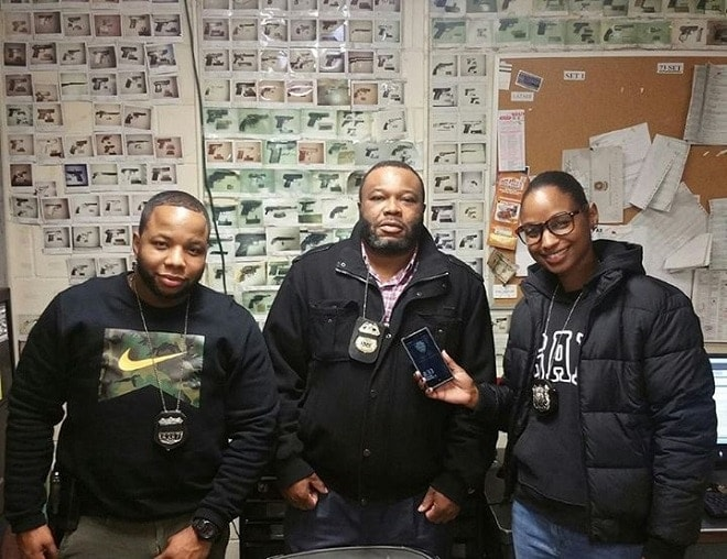 NYPD uses ShotSpotter, smart phone ap, to arrest 3 on gun charges