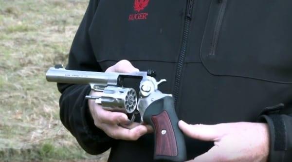 Ruger drops fresh new GP100 wheelgun in 22LR offering (VIDEO)