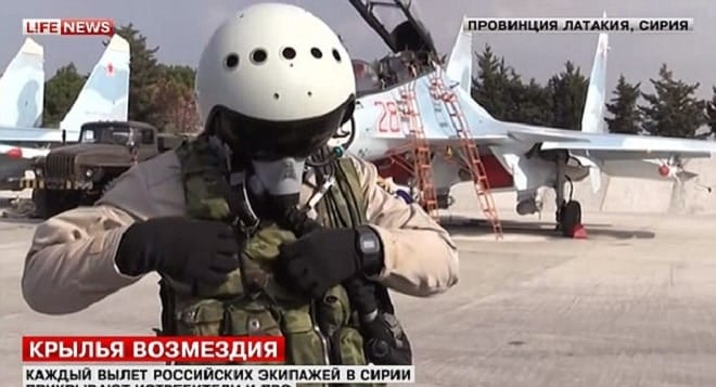 Russian pilots now packing heat over Syrian airspace, just in case (3 PHOTOS)