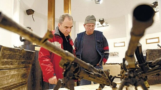 Sociologist advocates civilain 'disarmament' and ban on ammo sales