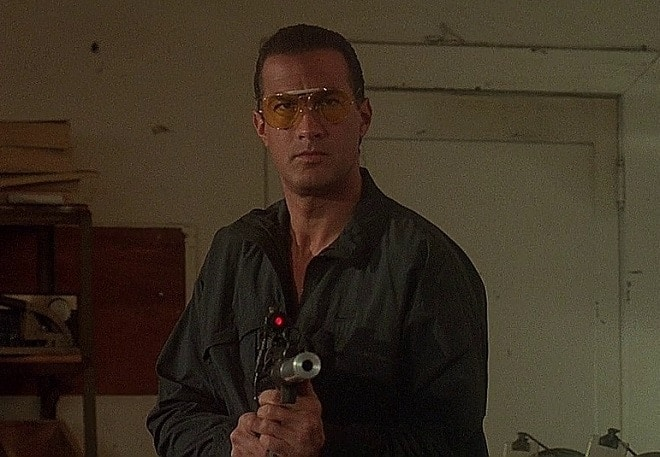 Steven Seagal named head of California Rifle and Pistol Association