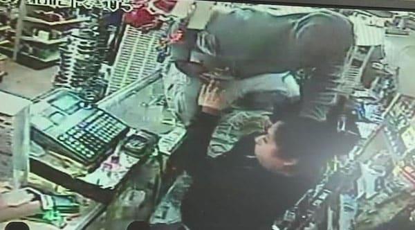 Houston robbery