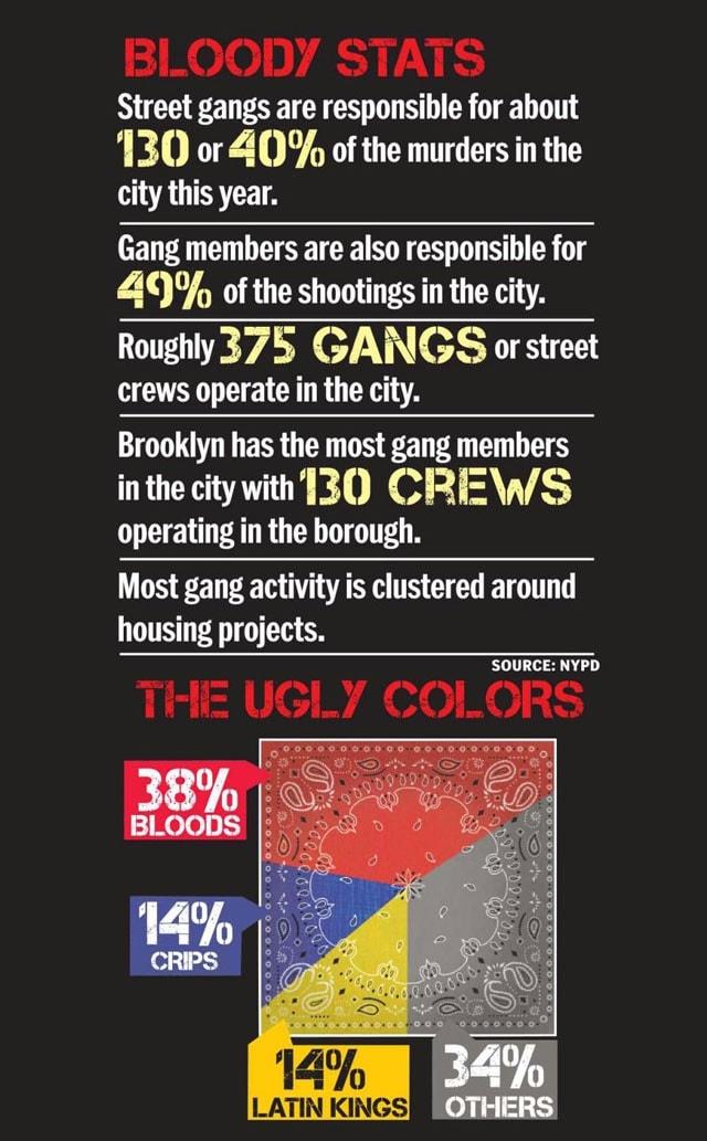 NYC gang violence