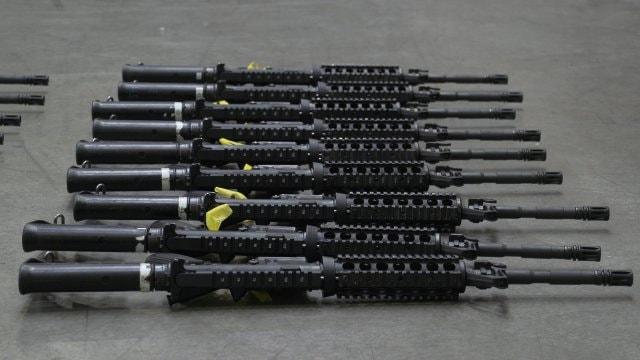 m4 rifles