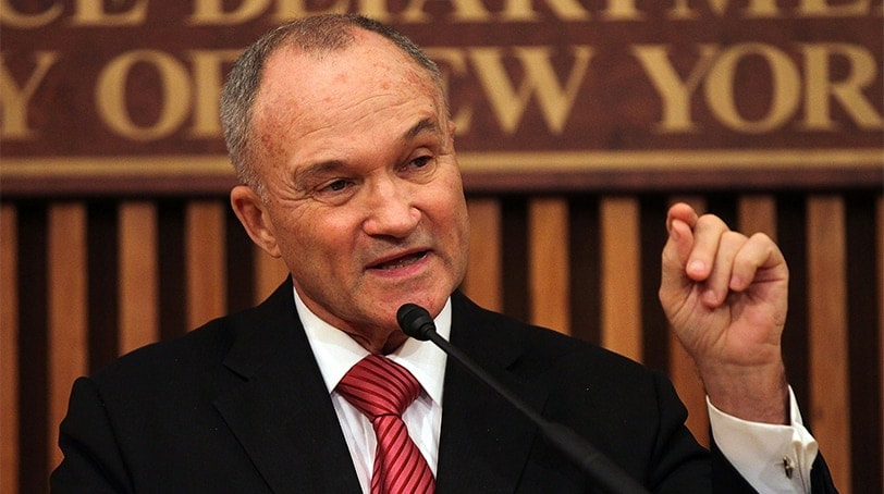 Former New York Police Commissioner Ray Kelly (Photo: Brown.edu)