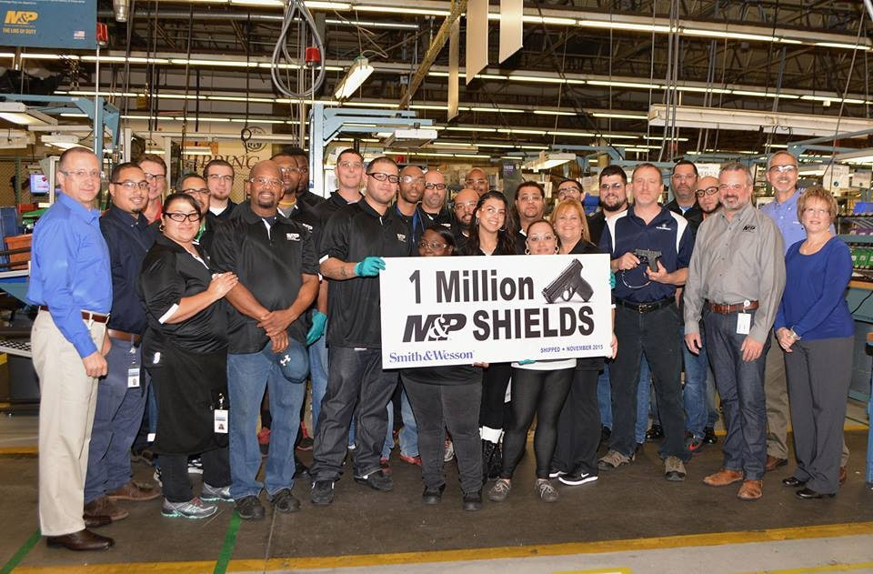 1 millionth shield